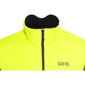 GORE WEAR C3 Chaleco ciclismo Hombre, neon yellow/black